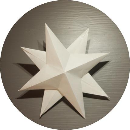 3D-stjerne - foldyouso.com