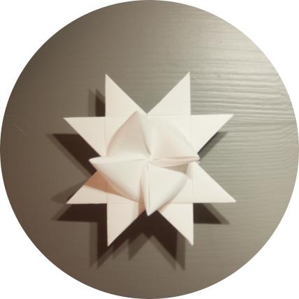 Froebel star - foldyouso.com